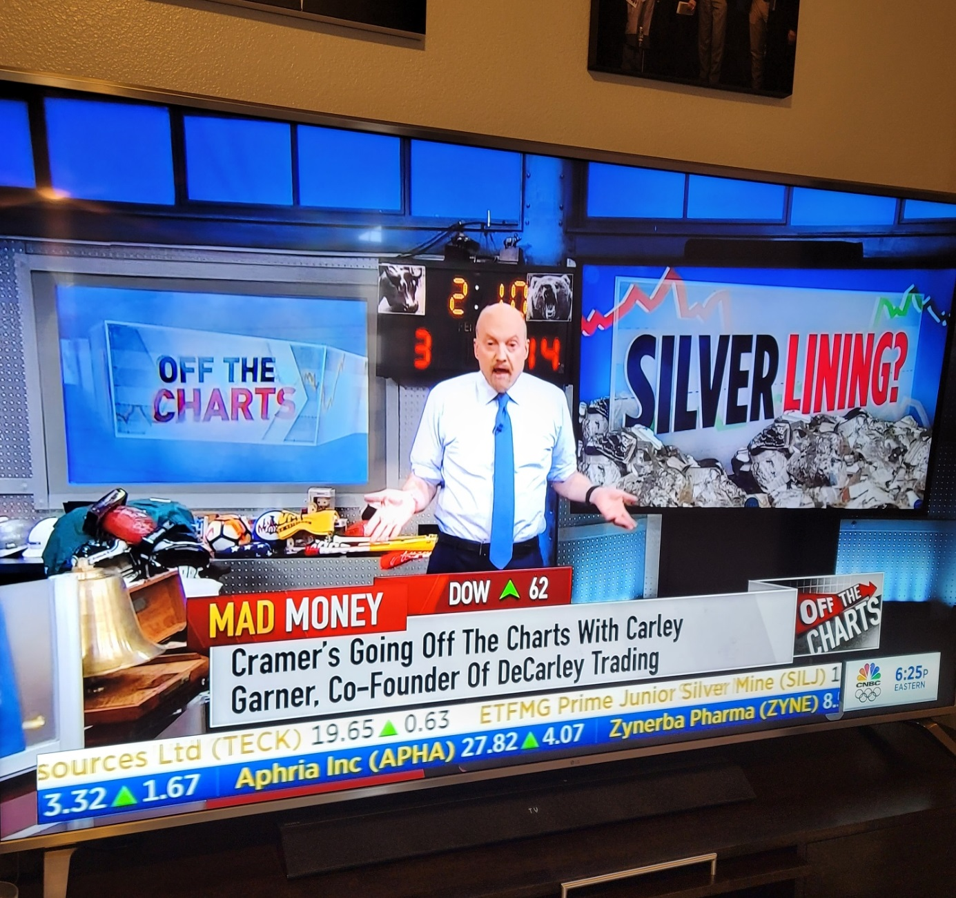 Commodity Broker Carley Garner on Mad Money with Jim Cramer