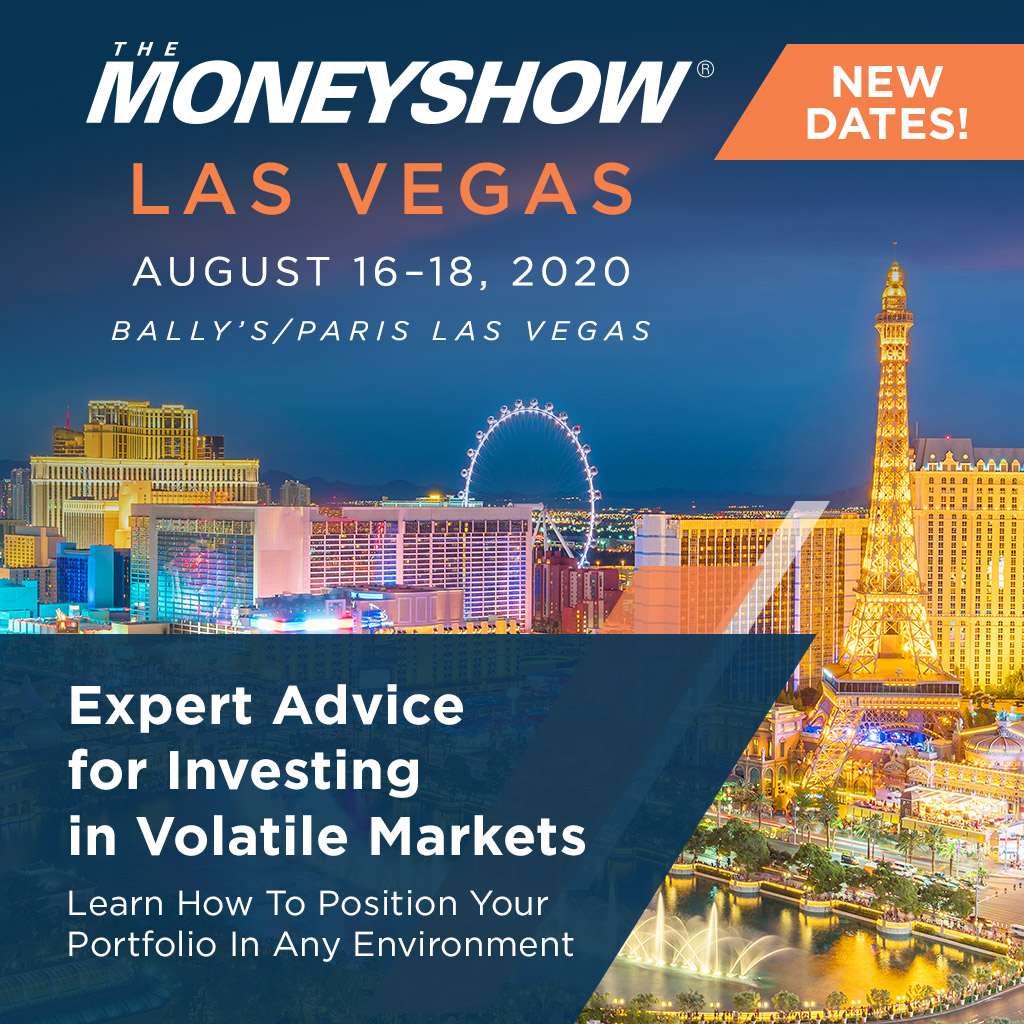 See Commodity Strategist Carley Garner at the Las Vegas MoneyShow