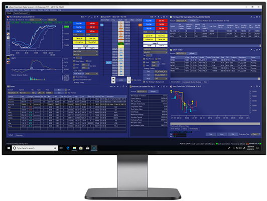Orion Multi-Asset Trading Platform with Futures and Options on Futures