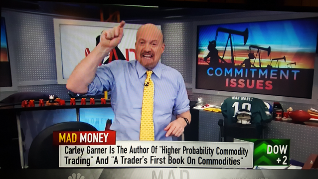 Higher Probability Commodity Trading on Mad Money with Jim Cramer