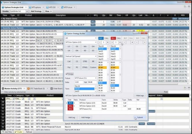 CME Direct Trading Application for Futures and Options