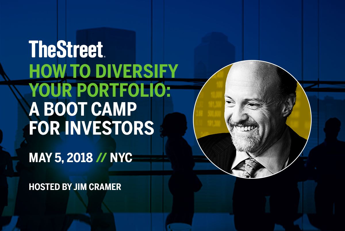 Join Jim Cramer, Carley Garner of DeCarley, and others to discuss portfolio diversification