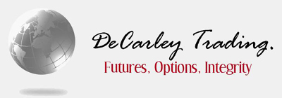DeCarley Trading futures and options broker