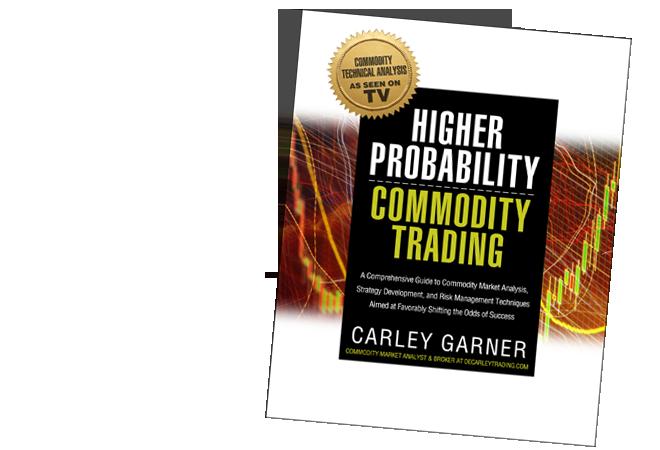 HigherProbability Commodity Trading New Book By Carley Garner