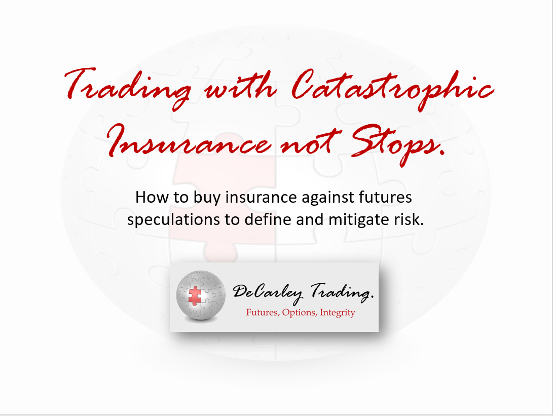 Trading without stop loss orders, online trading seminar